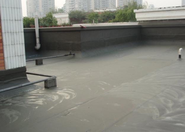 屋面防水补漏