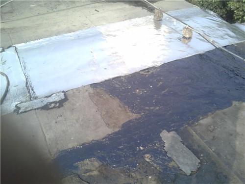 屋面浆料防水