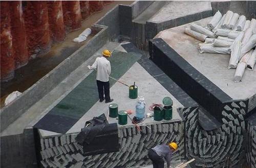 天台水沟防水