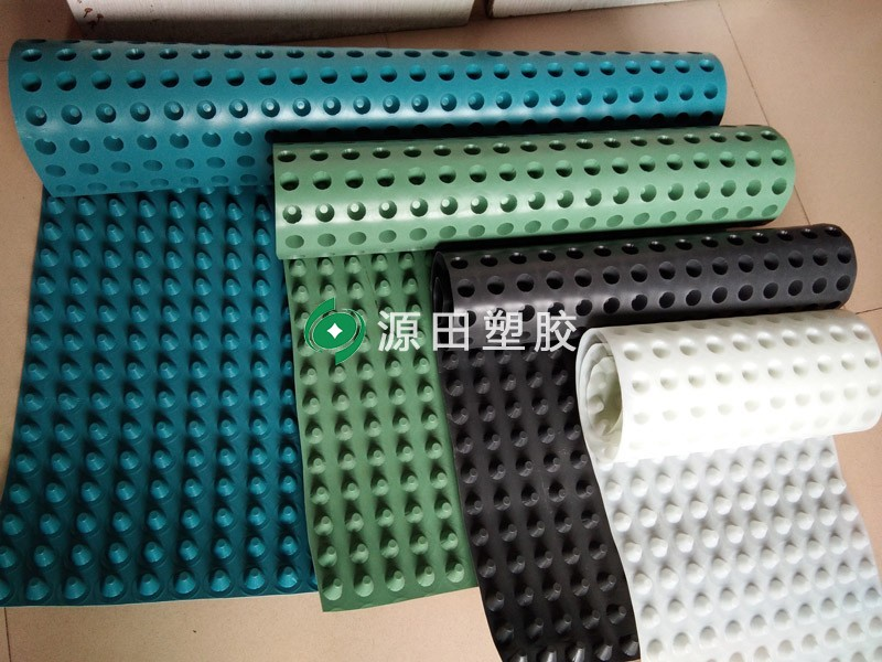 卷材排水板銷售