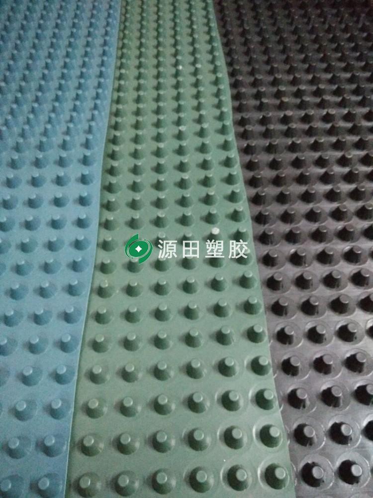 卷材排水板