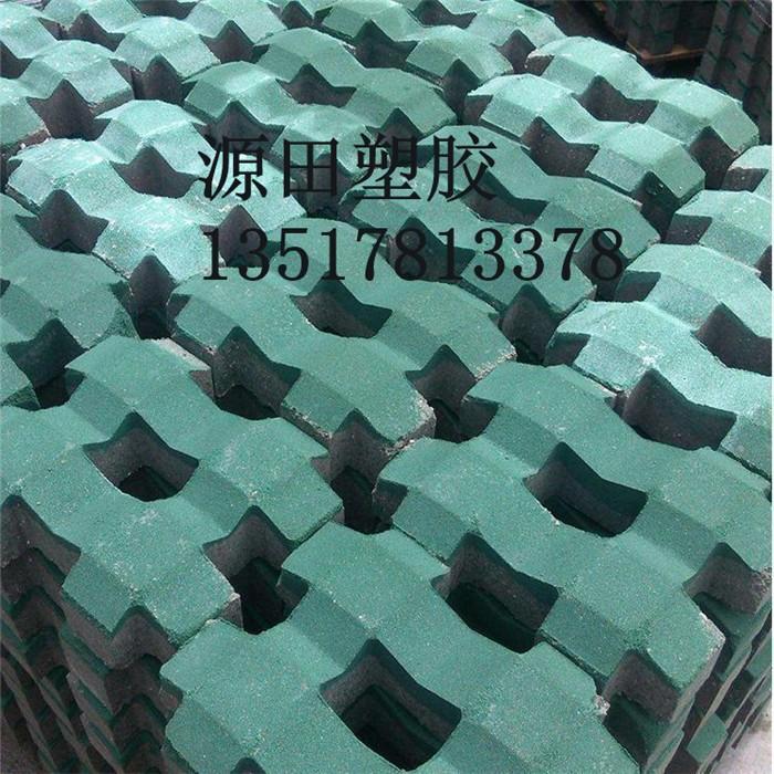 綠色井字磚