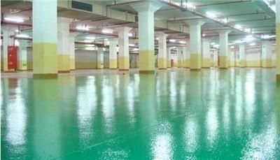 環氧砂漿防滑地坪