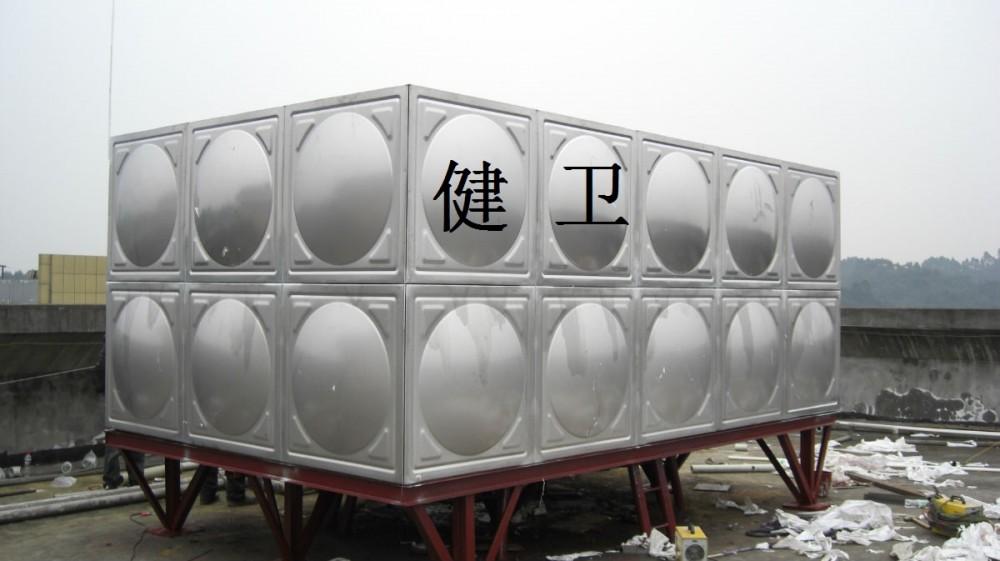 不銹鋼方形水箱