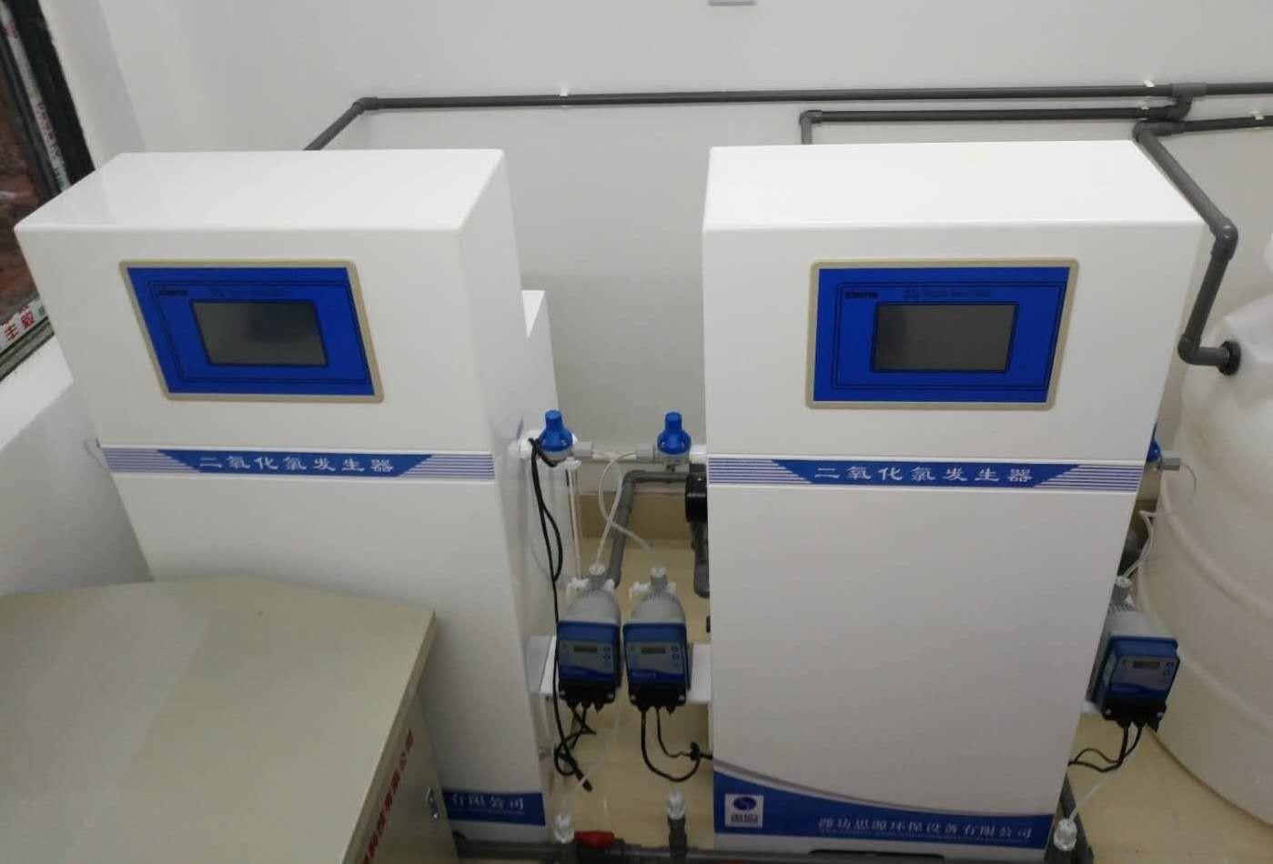 广西一体化医疗污水设备各种处理水方式