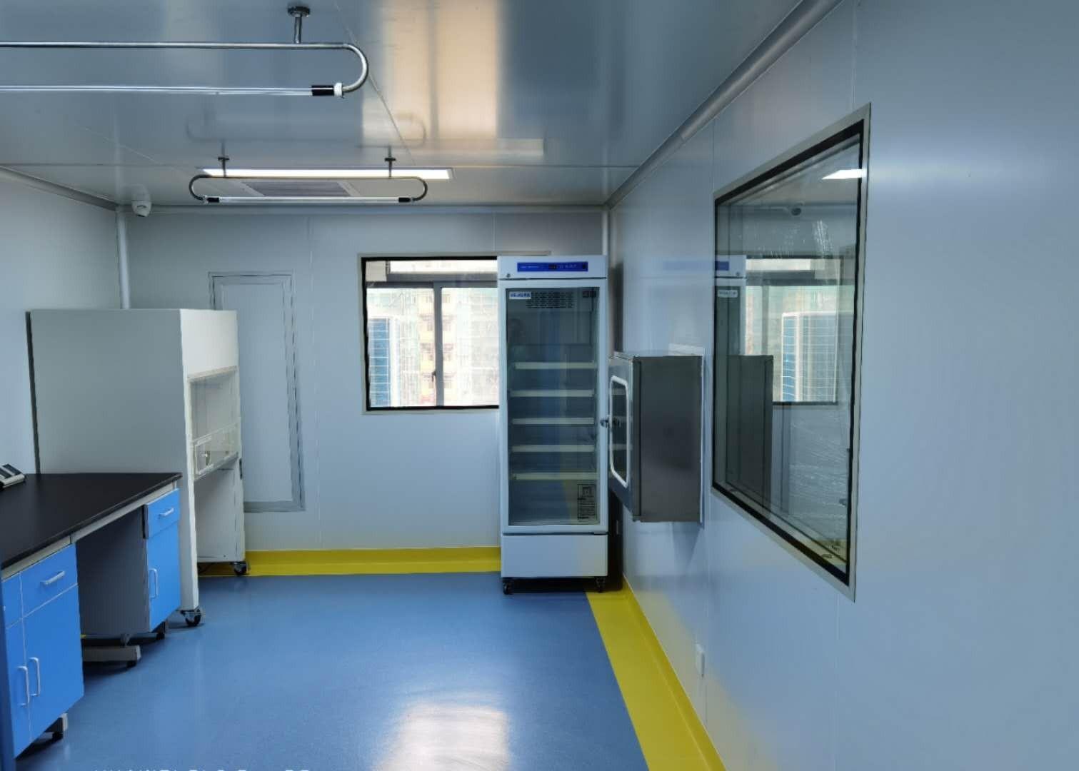 实验室设计需要完善哪些系统?