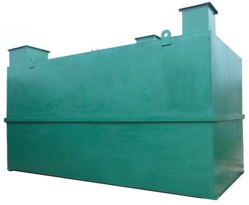 一体化医疗污水处理设备装配工艺