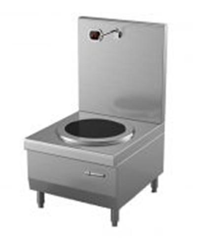電磁單頭矮湯爐