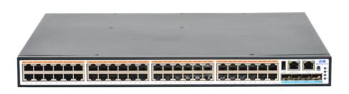 迈普NSS3320系列自主安全 千兆接入交换机