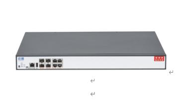 新一代自主可控接入路由器 NSR2900X-04