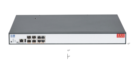 新一代自主可控接入路由器 NSR1900X-04