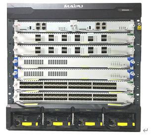 迈普NSS6600 自主安全智能园区网核心交换机