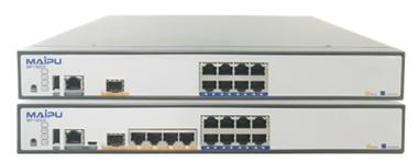 新一代多业务全千兆接入路由器 MP1900X系列