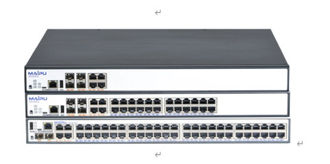 新一代全千兆接入路由器 MP2900X系列