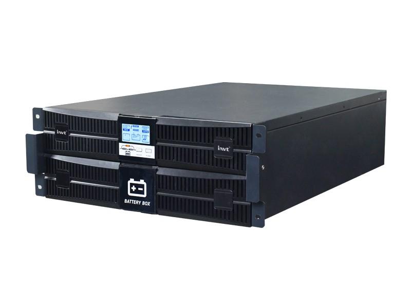HR11系列1-10kVA在线机架式UPS