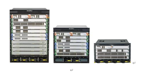 MyPower S6600A系列智能园区网核心交换机