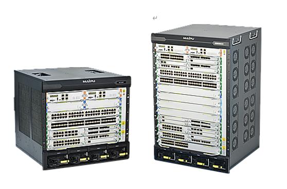 新一代分布式核心路由器 MP7500X系列
