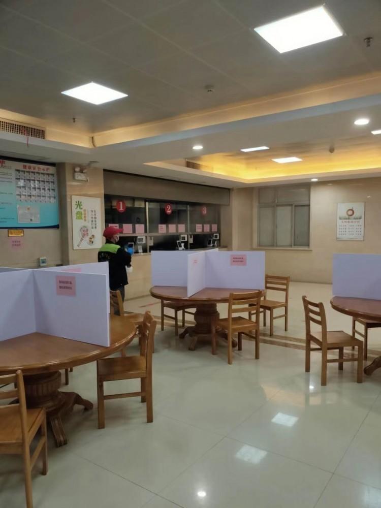 區檢察院食堂