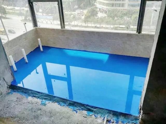 阳台防水1
