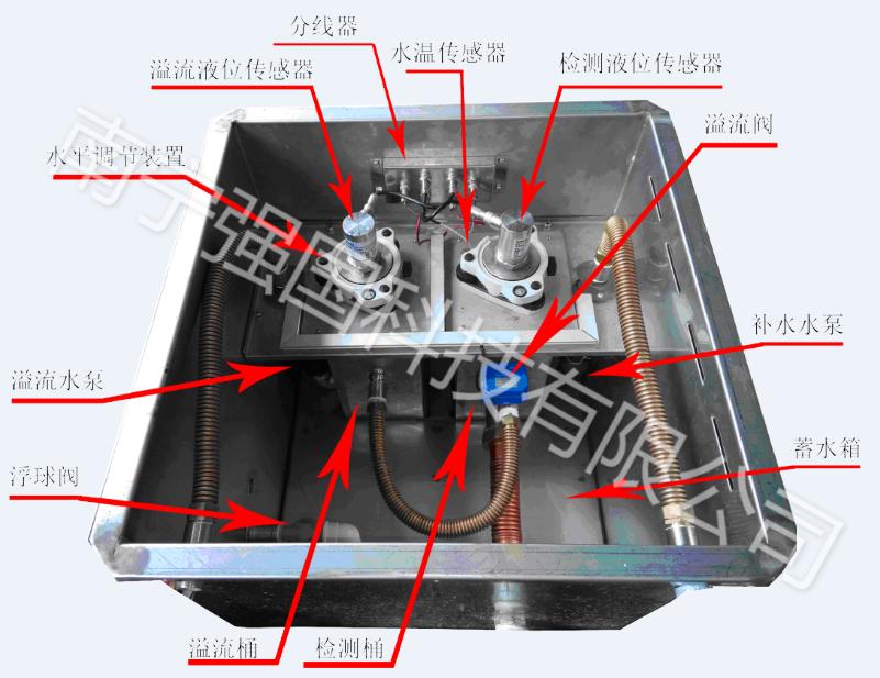 全自动数字水面蒸发器QG FZH-01