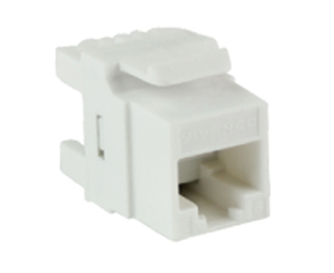6类非屏蔽插座模块