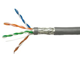 SFTP 超五类双屏蔽4对双绞线