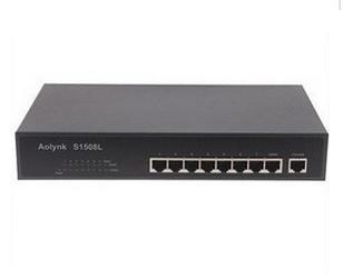 8端口数字电视专用以太网交换机