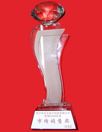 H3C 2006年度市场销售奖