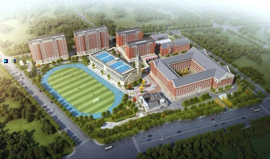一舟案例丨一舟智慧化综合布线解决方案助力南京威雅学校项目建设(建设中)