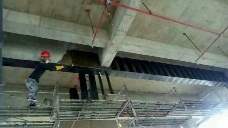 包鋼加固工程案例