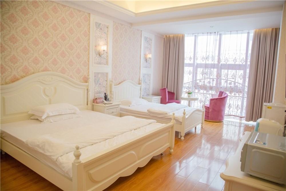 乐享双床房
