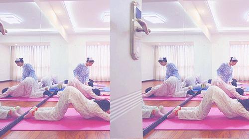 产后瑜伽的好处