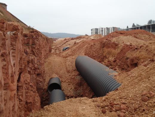 市政道路雨污排水工程