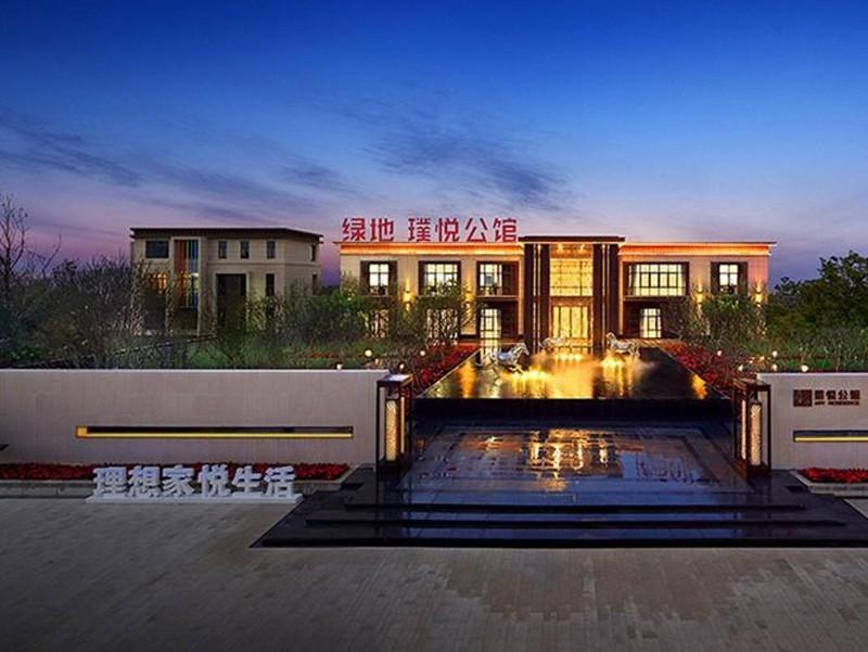 HDPE双壁波纹管南宁绿地璞悦公馆项目