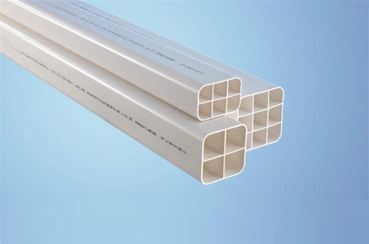 地下通信管道用PVC-U格栅管